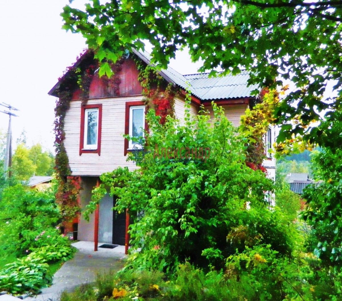 Жилой дом (100м2) на продажу — фото 1 из 46