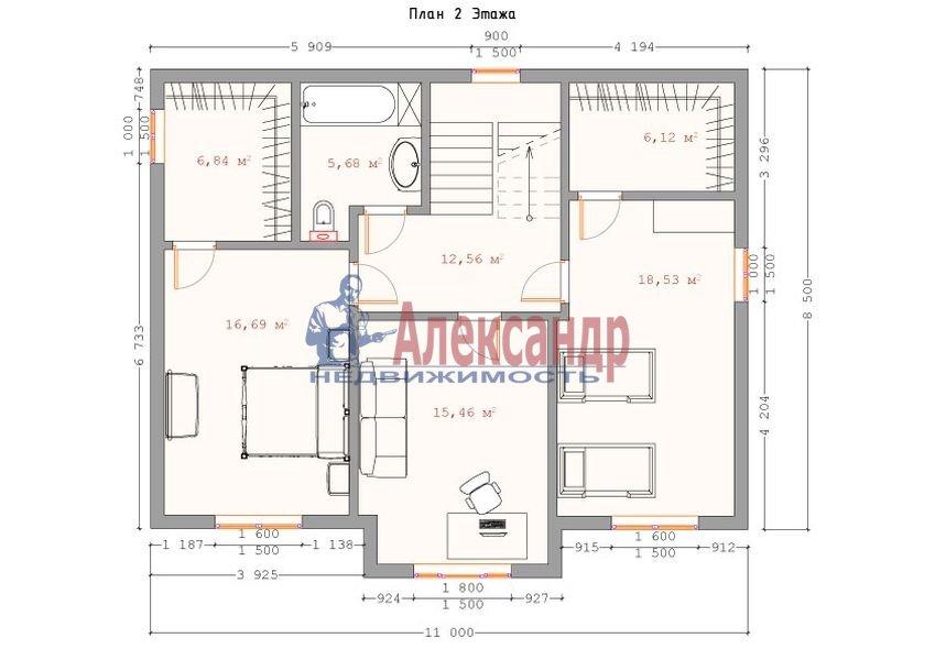 Жилой дом (190м2) на продажу — фото 7 из 7