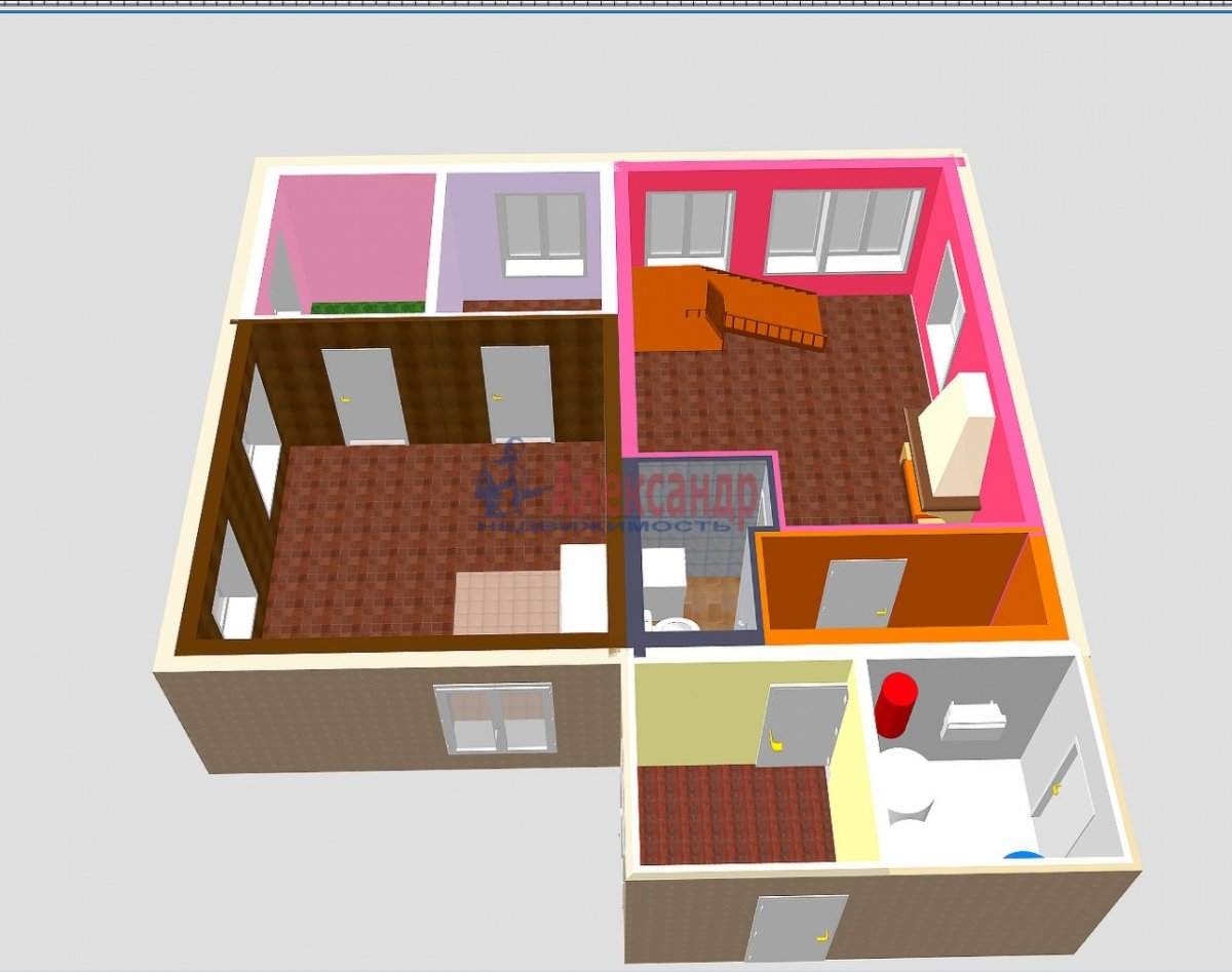 Жилой дом (167м2) на продажу — фото 2 из 27