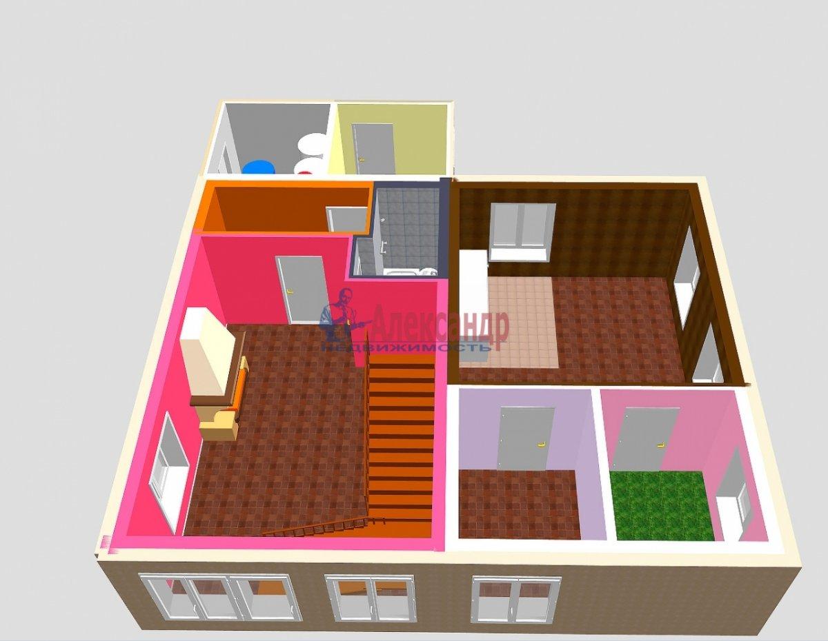 Жилой дом (167м2) на продажу — фото 3 из 27