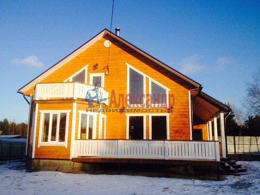 Жилой дом (178м2) на продажу — фото 1 из 12