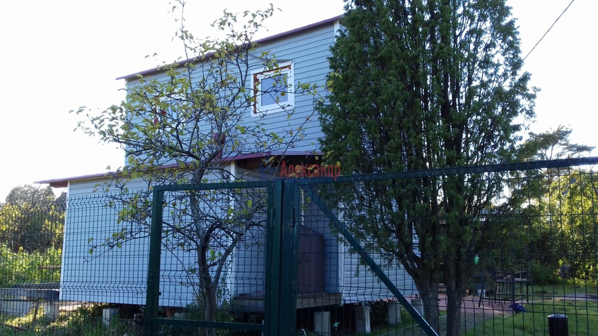 Садовый дом (60м2) на продажу — фото 1 из 5