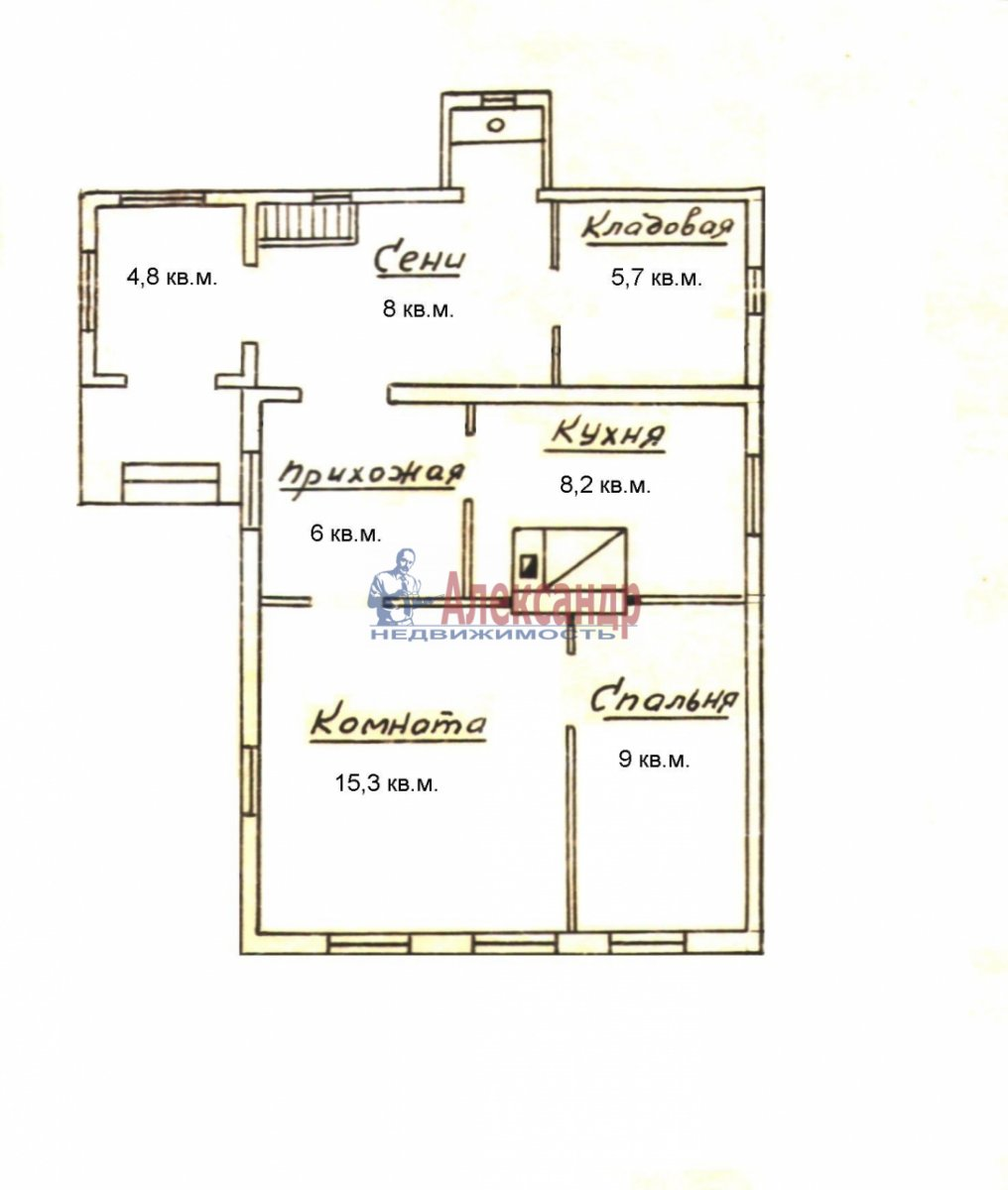 Жилой дом (45м2) на продажу — фото 2 из 14