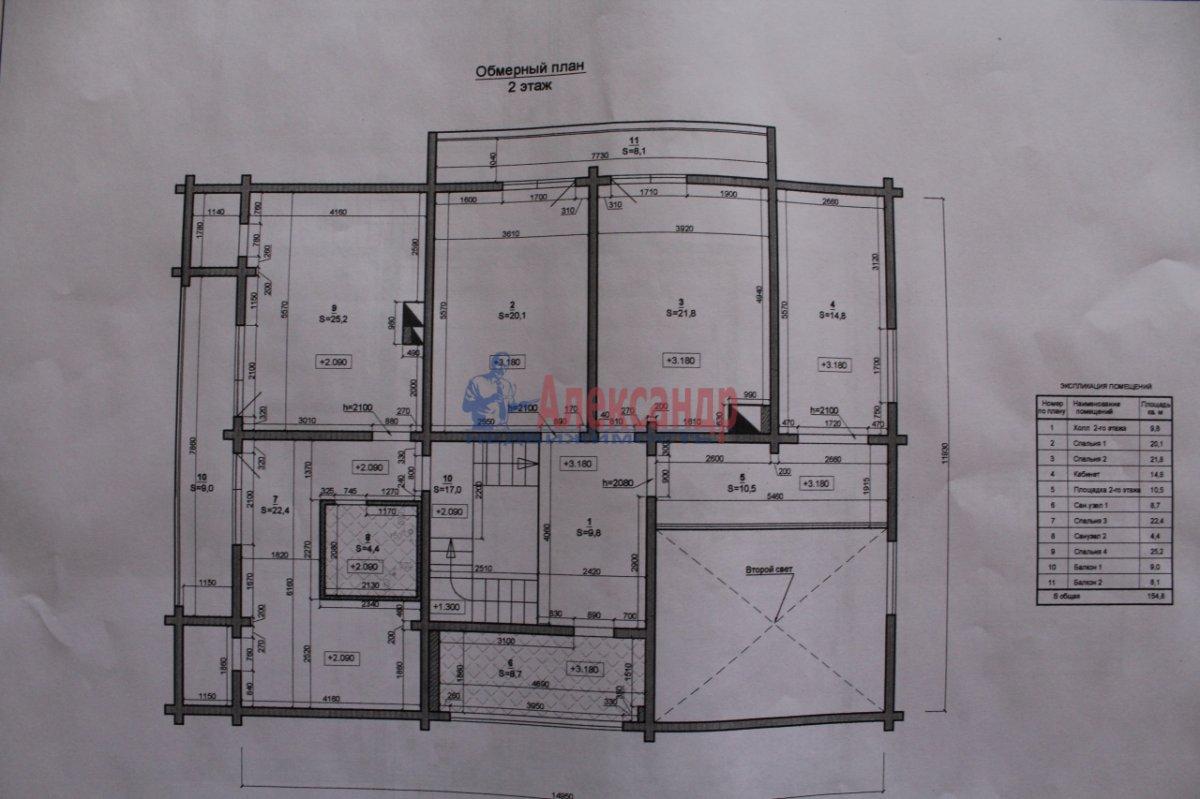 Жилой дом (494м2) на продажу — фото 32 из 32